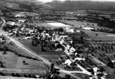 Vue aérienne du Châble