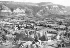 Vue aérienne de Beaumont