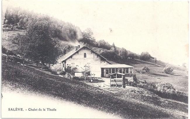 chalet de la Thuile