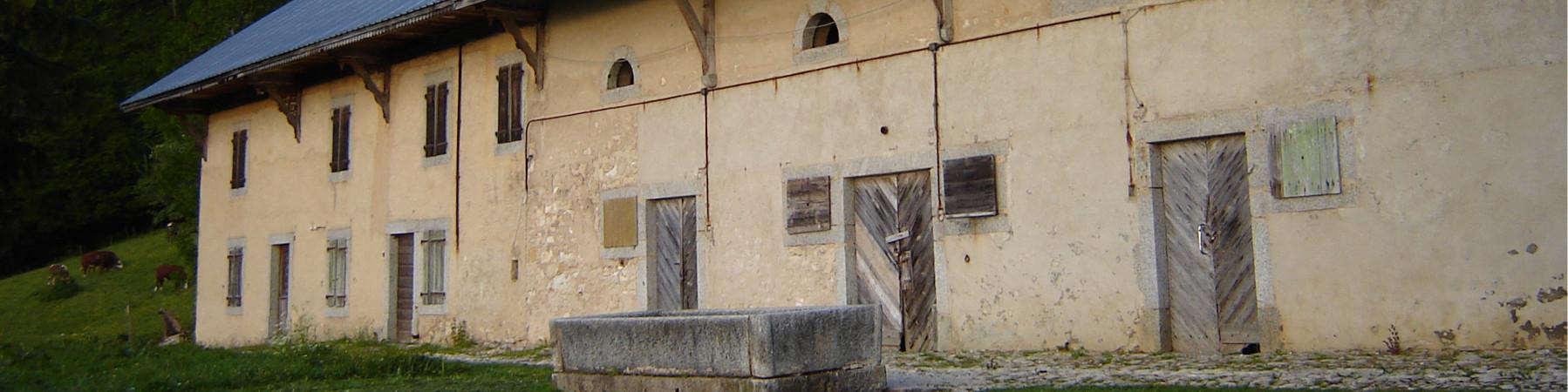 bâtiment de La Thuile