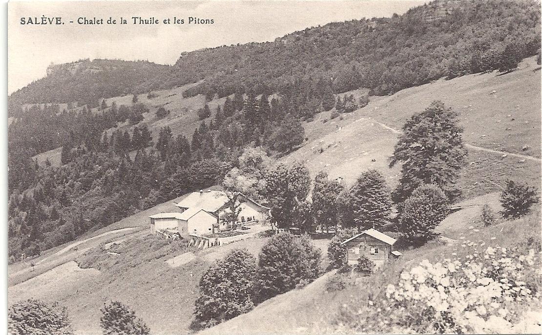 Alpages de la Thuile