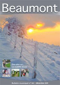Couverture du Bulletin municipal de Beaumont n°90