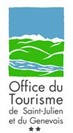 Logo de l'Office du Tourisme de Saint-Julien et du Genevois